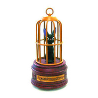 Kiki's Delivery Service Jiji Music Box - Benelic Limited - Kikis Delivery Service - Music Boxes at Entertainment Earth