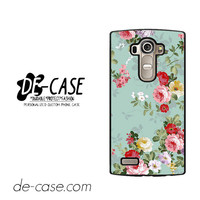 Adorable Floral For LG G4 Case Phone Case Gift Present YO