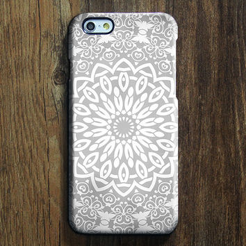 Classy Chic Floral Pattern iPhone 6s Plus/6/5S/5C/5/4S/4 Protective Case #493