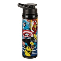 Vandor 26075 Marvel Comics 24 oz Stainless Steel Water Bottle