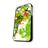 Birds of Paradise Painting iPhone 5C Case