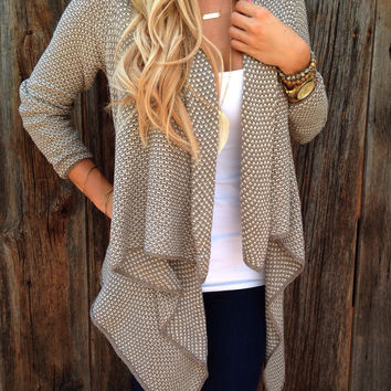 Fall In Love Cardigan - FINAL SALE