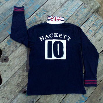 Hackett London Rugby Long sleeve vintage