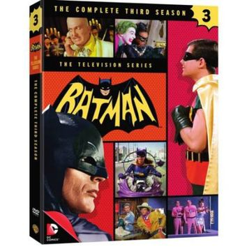 Batman: The Television Series - The Complete Third Season - Walmart.com