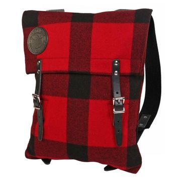 Duluth Pack Scout Pack in Wool