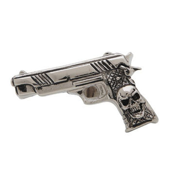 Big Gun 2 Finger Ring