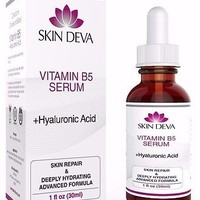 Vitamin B5 serum with hyaluronic acid, Skin Repair for all types of skin