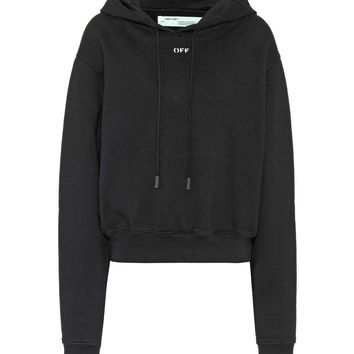 Exclusive to mytheresa.com – cropped hoodie