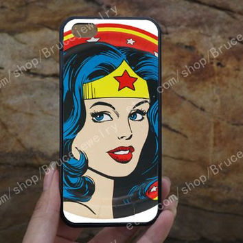 wonder woman iphone case,phone case,galaxy S5 case,iPhone 5C 5/5S 4/4S,samsung galaxy S3/S4/S5,Personalized Phone case