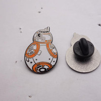 Star Wars BB-8 Droid Enamel Pin Badge
