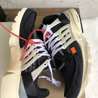 "Nike X Off-White Virgil Nike Presto ""The Ten"" Size 10"
