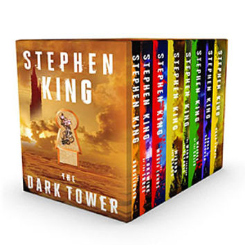 The Dark Tower Series Boxed Set