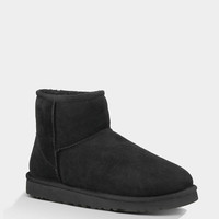 Ugg Classic Mini Womens Boots Black  In Sizes