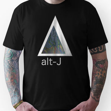 alt-J Triangle Unisex T-Shirt