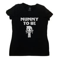 Mummy To Be Shirt Halloween TShirt Halloween Costume Pregnancy Announcement Baby Pregnancy Funny T-Shirt Maternity Ladies Tee - SA390