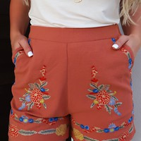 Can You Feel It Shorts: Multi