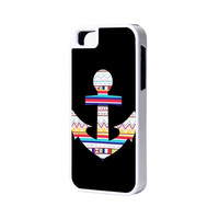 Ethnic Anchor iPhone 6 Plus 6 5S 5 5C 4 Rubber Case