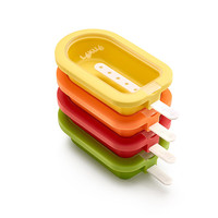 Stackable Ice Pop Molds - Set of 4 | Popsicle, Summer Desserts