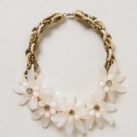 Marguerite Bib Necklace