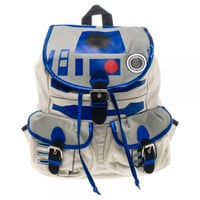 Star Wars R2D2 Backpack Bag