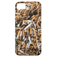 Grunge Smoking iPhone 5/ 5s case Barely there iPhone 5 Case