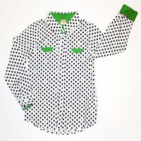 Polka Dot Posh Shirt