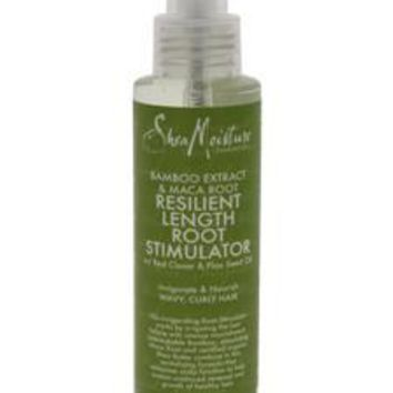 Shea Moisture Bamboo Extract And Maca Root Resilient Growth Root Stimulator By Shea Moisture For Unisex - 4 Oz Trea