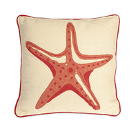 Careen Starfish Decorative Pillow