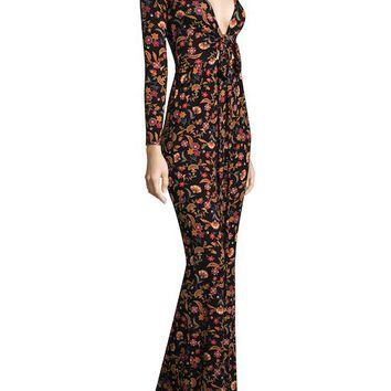 Christie Floral Jumpsuit by Rachel Pally at Gilt