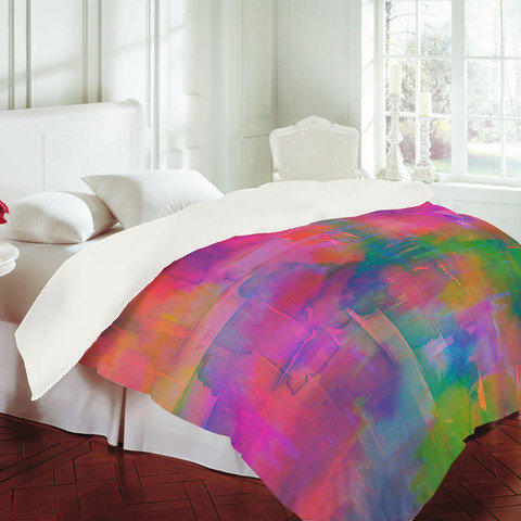 DENY Designs Home Accessories | Amy Sia Crystal Pony Duvet Cover