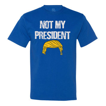 Minty Tees - Not My President Men's Tee Shirt
