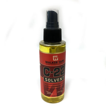 Hair Extensions Solvent for Tape Extensions