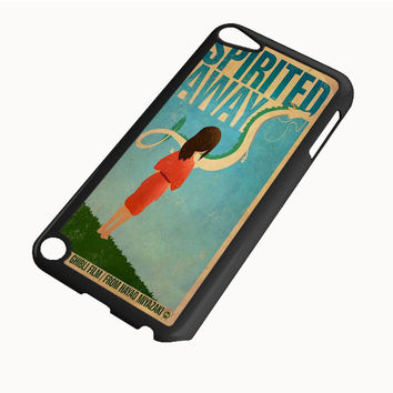 Spirited Away Retro Poster iPod Touch 5 | 4 Case