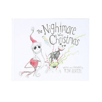 The Nightmare Before Christmas 20th Anniversary Book