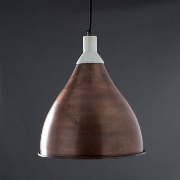 Delphine Hanging Light - Copper