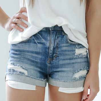 Santa Rosa Denim Shorts