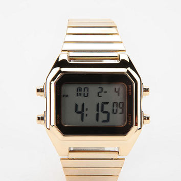 Digital Metal Watch