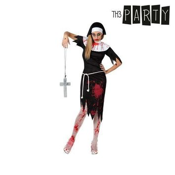 Costume for Adults Th3 Party Dead nun