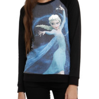 Disney Frozen Elsa Dancing Girls Pullover Top