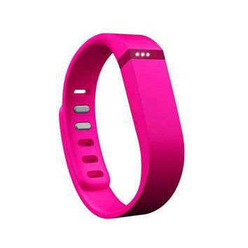 BRAND NEW GENUINE FITBIT FLEX WIRELESS WRISTBAND ACTIVITY TRACKER - PINK