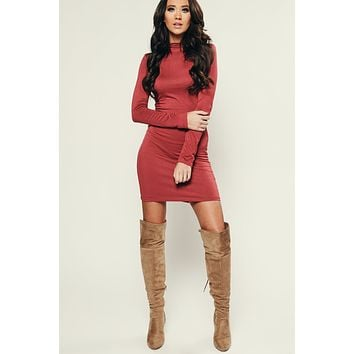 Forever Friends Bodycon (Rose)