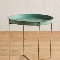 Kapona Tray Table by Anthropologie
