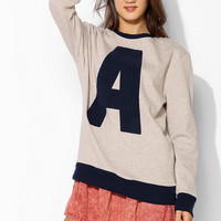 BDG Varsity Patch Pullover Sweatshirt - Urban Outfitters