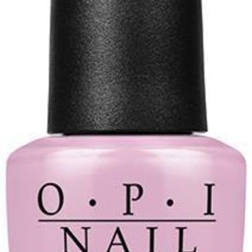 OPI Nail Lacquer - I'm Gown For Anything! 0.5 oz - #NLBA4