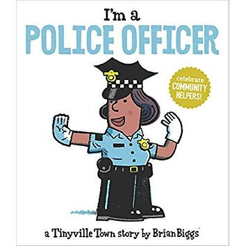 I'M A POLICE OFFICER BOOK