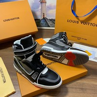 Louis Vuitton Women Men New Fashion Casual Shoes Sneaker Sport Running Shoes