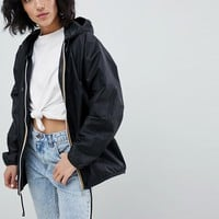 K-Way Claude 2.0 Waterproof Zip Through Jacket at asos.com
