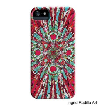 iPhone 4 or 5 Case, Unique iPhone case, Hippie Chic, iPhone cover, hard plastic, barely there, iPhone5 case