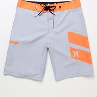 Hurley Icon Slash Boardshorts - Mens Board Shorts - Gray
