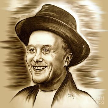 Mark Owen Art Print